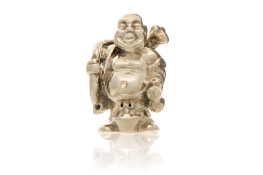 Love Light Compassion Hotei Buddha Travel Charm