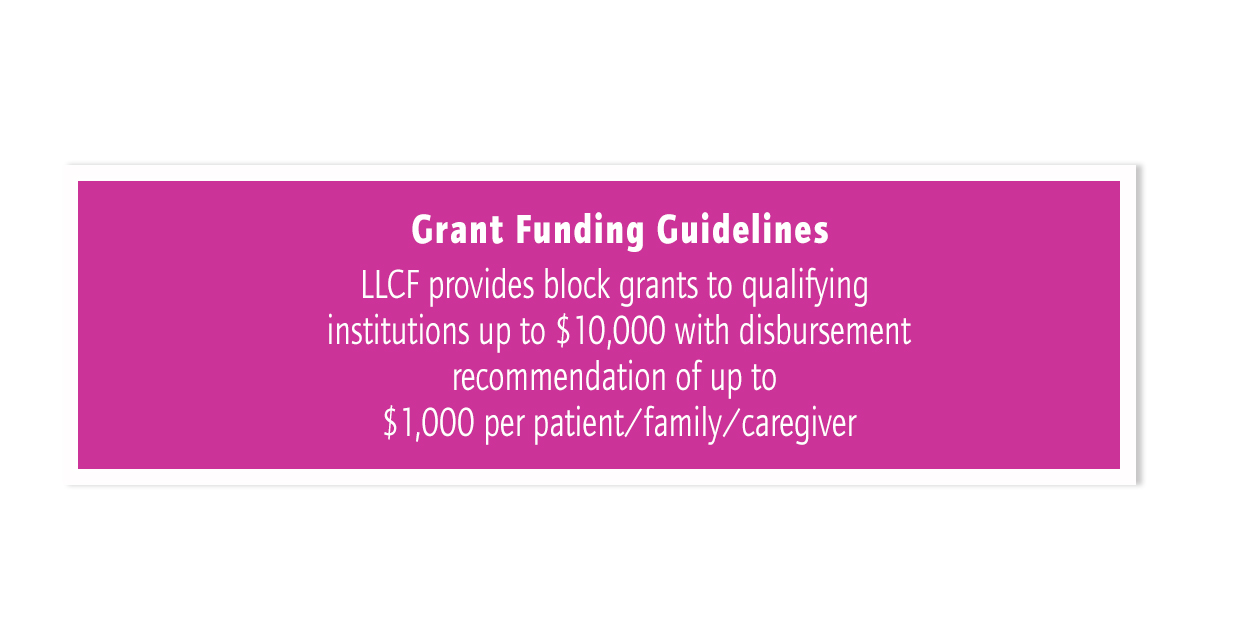 Love Light Compassion Foundation Grant Funding Guidelines