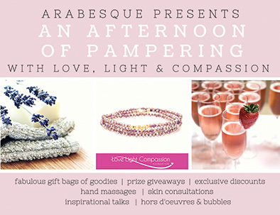 Arabesque-Afternoon of Pampering