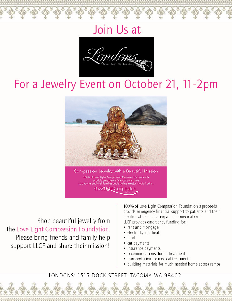 Londons Jewelry Event