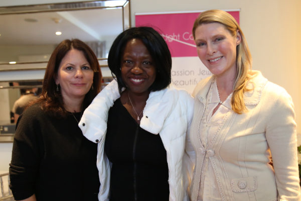 Lisa Barriere, Viola Davis, Tracy Appleton